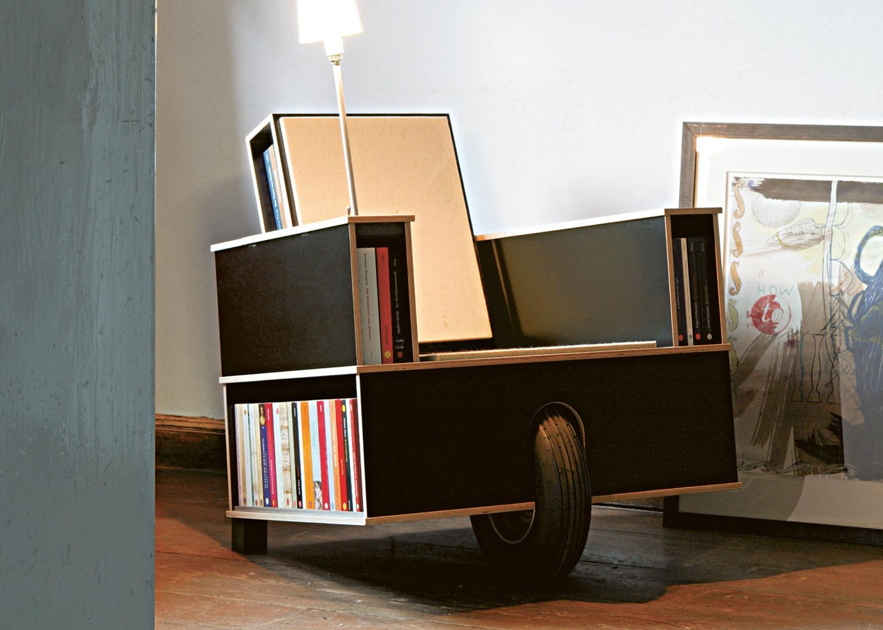 Ausgefallene Möbel für ein modernes Zuhause