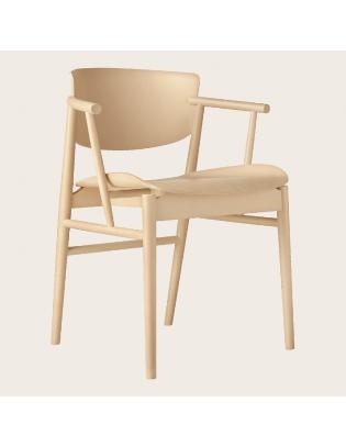 Stuhl N01 von Fritz Hansen