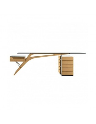 Schreibtisch Cavour von Zanotta