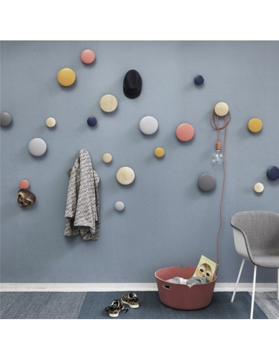Wandhaken The Dots von Muuto