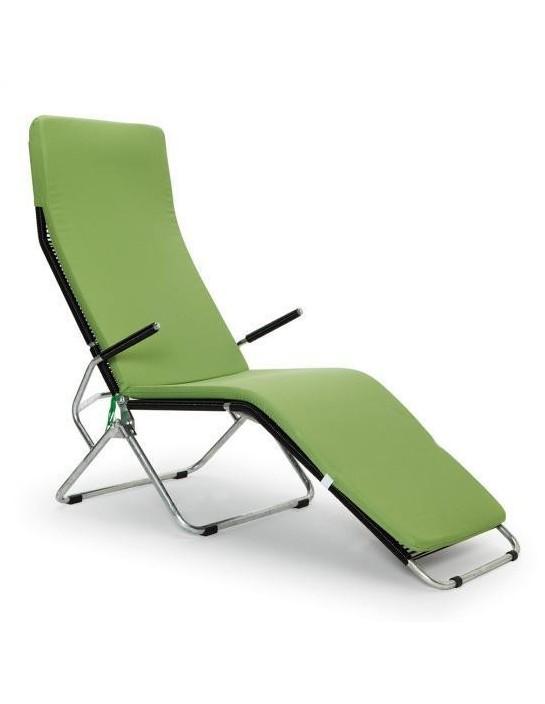 Auflagematratze zu Altorfer Liegestuhl von Embru