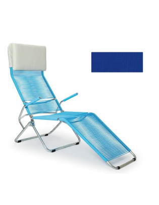 Nackenpolster für Altorfer Liegestuhl von Embru
