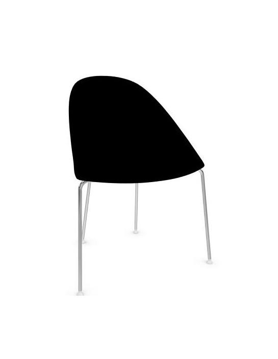 Stuhl Cila von Arper ohne Polster