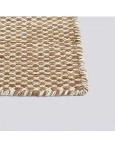 Teppich Moiré Kelim von HAY
