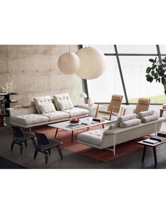 Sofa Grand Sofà 2 1/2-Sitzer von Vitra