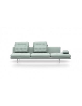 Sofa Grand Sofà 3 1/2-Sitzer von Vitra
