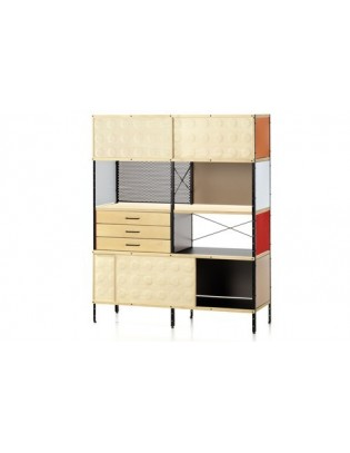 Regal Eames Storage Unit Bookcase Vitra