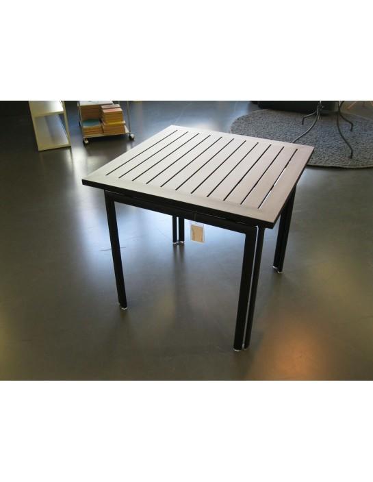 Tisch Costa Fermob 80 x 80 cm Lakritze
