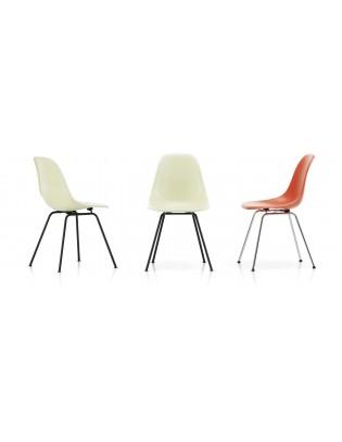 Stuhl Eames Fiberglass Chairs DSX von Vitra