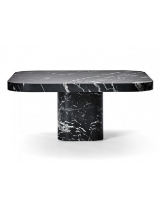 Beistelltisch Bow Coffee Table No. 3 Marmor von ClassiCon