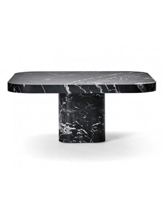 Beistelltisch Bow Coffee Table No. 3 Marmor von ClassiCon