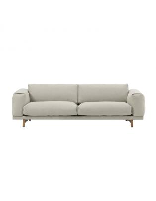 3-Sitzer Sofa Rest von Muuto