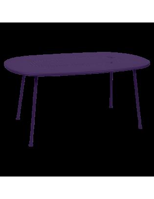 Ovaler Tisch Lorette von Fermob 160 x 90 cm
