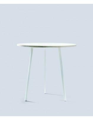 Tisch Loop Stand Round von HAY