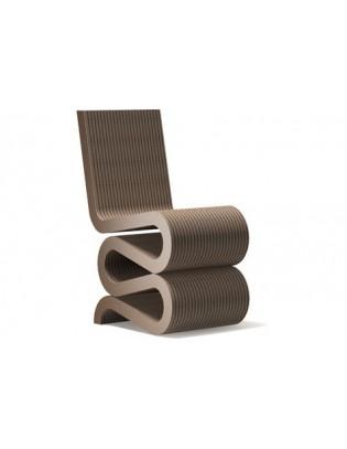 Stuhl Wiggle Side Chair Vitra
