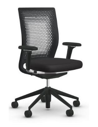 Bürostuhl ID Air von Vitra 3D-Armlehnen