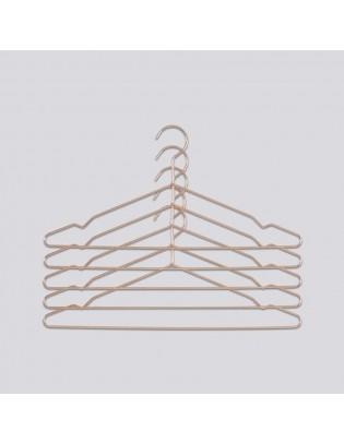 Kleiderbügel Hang 5er-Set von HAY