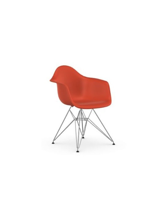 Vitra Eames Plastic Chair DAR ohne Sitzpolster