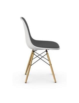 Stuhl Eames Plastic Chair DSW von Vitra mit Vollpolster