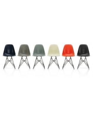 Eames Fiberglass Chair DSR von Vitra