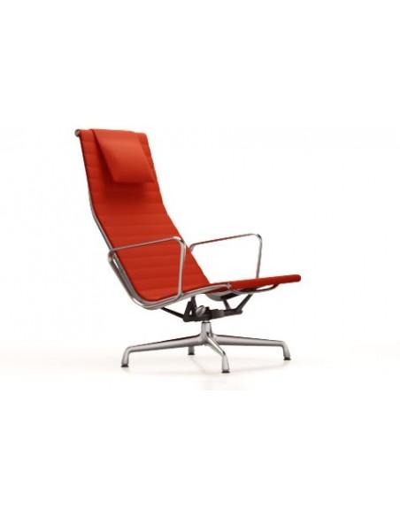 Aluminium Chair EA 124 von Vitra