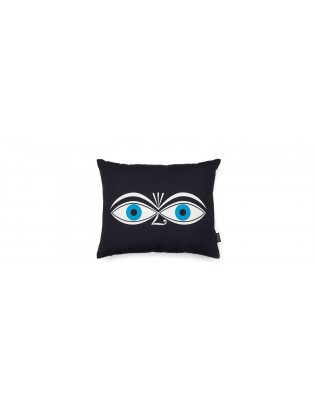 Kissen Graphic Print Pillow Eyes Vitra