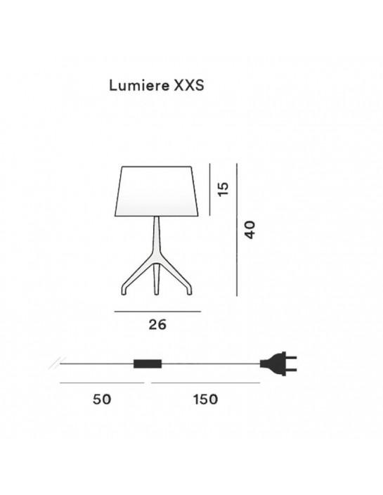 Tischleuchte Lumiere XX von Foscarini