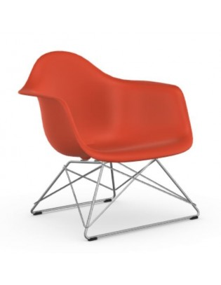 Eames Plastic Armchair LAR von Vitra ohne Polster