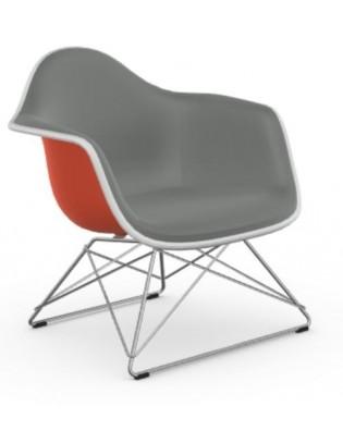 Eames Plastic Armchair LAR von Vitra mit Vollpolster