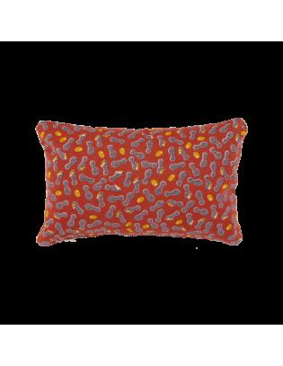 Kissen Envie d'Ailleurs Cahuète 44 x 30 cm von Fermob