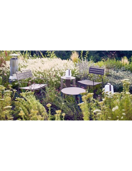 Auslaufartikel Outdoor-Gartenleuchte Balad Fermob Eisenkraut