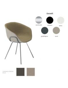 Sessel Iko Soft Chair 6A von Alias