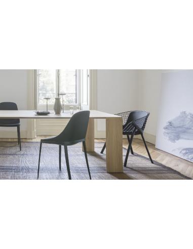 Sessel Kobi Chair Pad medium von Alias