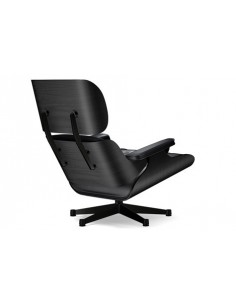Sessel Lounge Chair Vitra schwarze Version