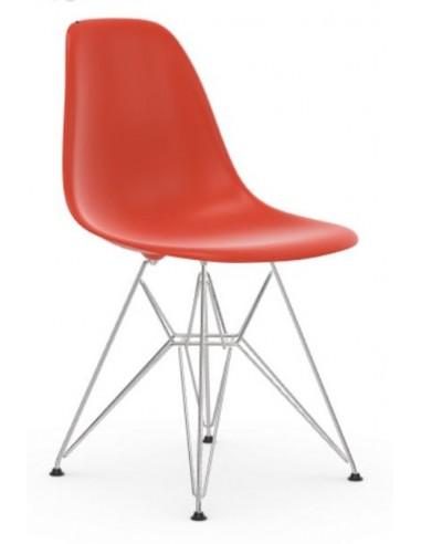 Eames Plastic Chair DSR von Vitra ohne Polster