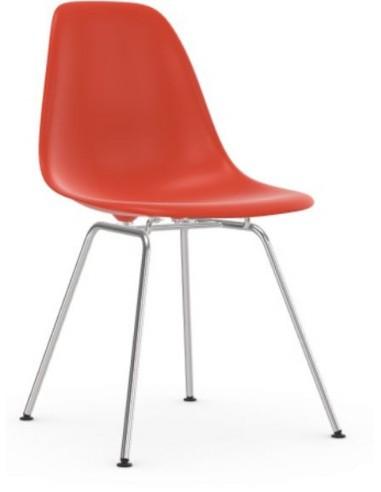 Stuhl Eames Plastic DSX Vitra ohne Sitzpolster