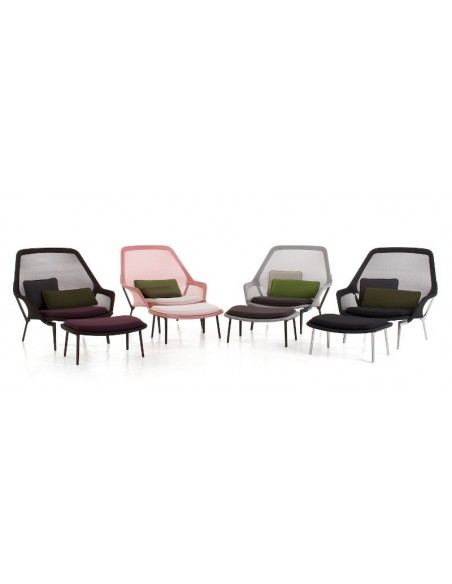 Slow Chair & Ottoman Vitra