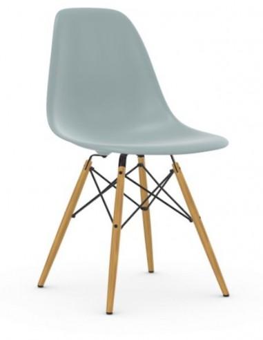 Stuhl Eames Plastic DSW Vitra ohne Sitzpolster
