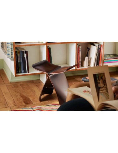 Hocker Butterfly Stool Vitra