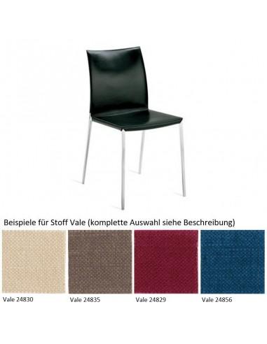 Stuhl Lia 2086 von Zanotta