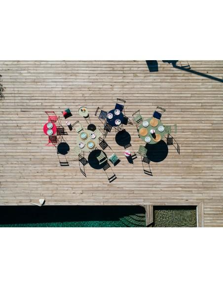 Tisch Bistro Fermob rund Ø 117 cm