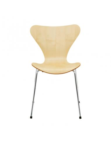 Stuhl Serie 7 von Fritz Hansen (Furnier)