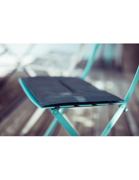 Outdoor-Kissen Stuhl Bistro Fermob die Basics 28 x 38cm