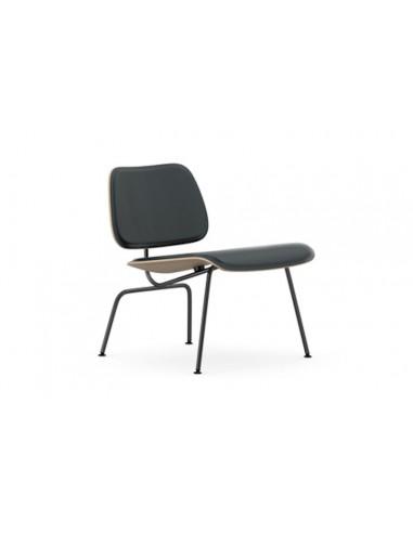 Stuhl Plywood LCM Leather von Vitra