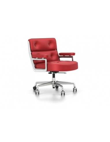 Bürodrehsessel Lobby Chair ES104 Vitra Leder