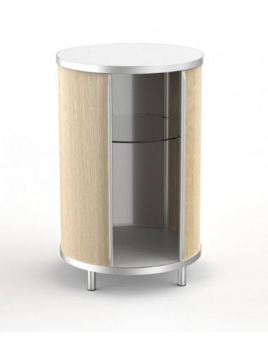 Beistelltisch Zylinder 40 von Wogg