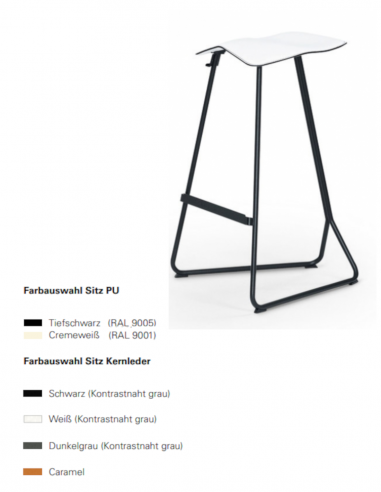 Barhocker Triton Counter Stool von...