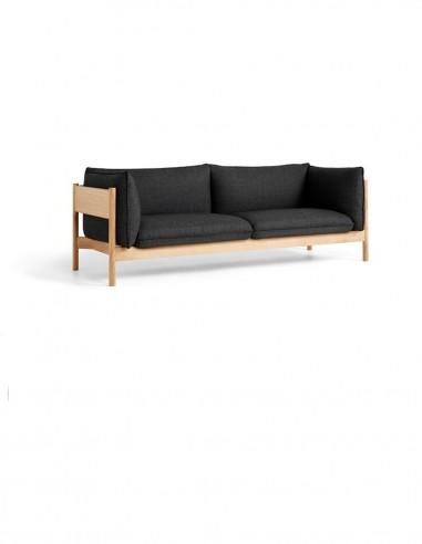 3-Sitzer Sofa Arbour von HAY