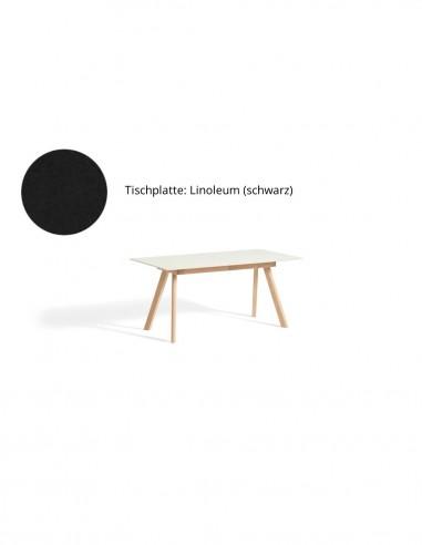 Tisch Copenhague CPH30 Extendable L160/310 cm von HAY