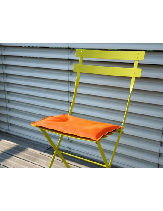 Outdoor-Kissen Stuhl Bistro Fermob die Basics